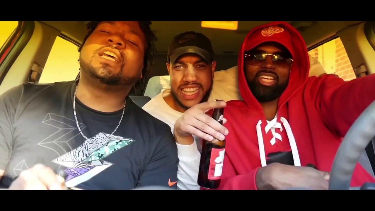 New Video By P.Rich & Kris Harris - Passing Through Ft. Bentley Beats