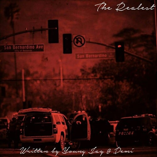 New Diss Track By Young Jay - The Realist Ft. Demi (Prod. By IStayLive)