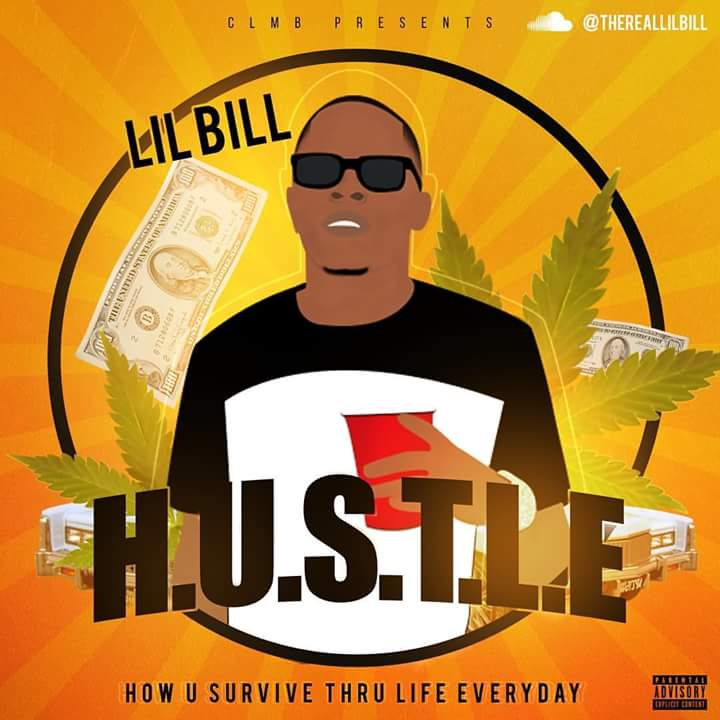 Lil Bill Drops New Single - Winter Time Grind (Prod. By MB13)