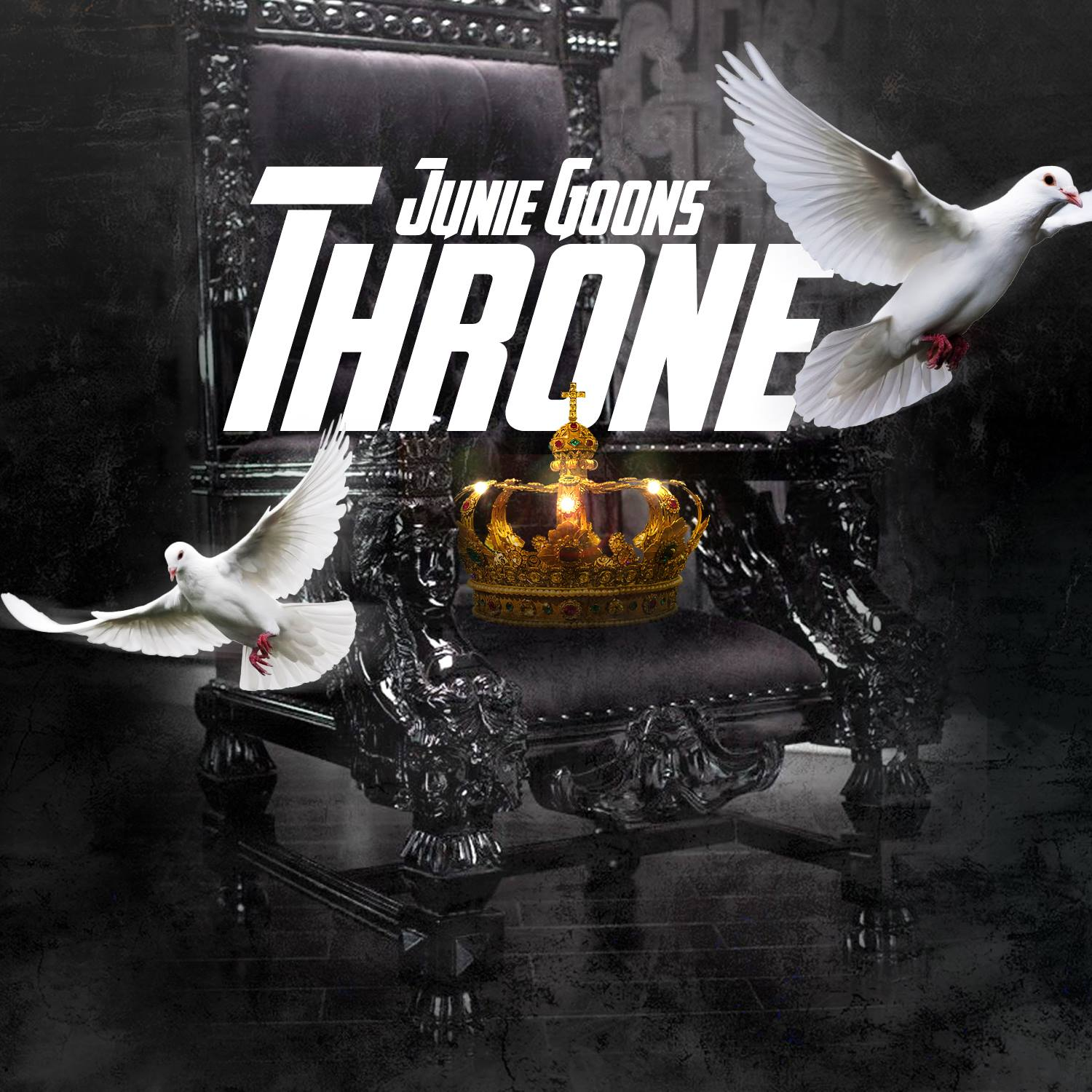 New Single By Junie Goons - Throne