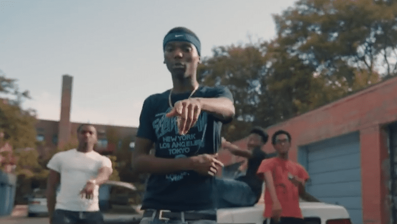 """New Video By 19-Year-Old Hip Hop Artist Kay Real - """"Post Up"""""""