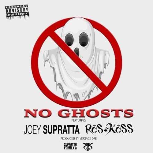 New Single By Joey Supratta - No Ghosts Ft. Ras Kass (Prod. By Versace Dre)